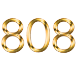 808 Whiskey Logo
